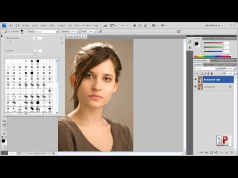 Photoshop CS4: Get a Tan