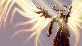 getlinkyoutube.com-Guerra Épica Jesús vs Satanás(Batalla final)