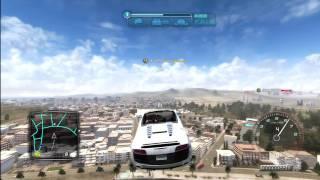 getlinkyoutube.com-Test Drive Unlimited 2 Flying Glitch