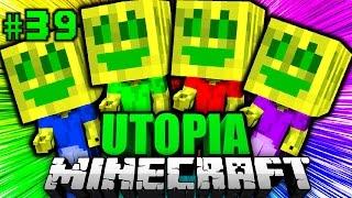 Das NEUE GEWINNSPIEL?! - Minecraft Utopia #039 [Deutsch/HD]