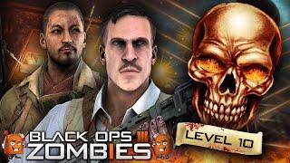 getlinkyoutube.com-Black Ops 3 Zombies   Ranking System EXPLAINED! / Zombie PRESTIGES + REWARDS (Level Up BO3 Zombies)