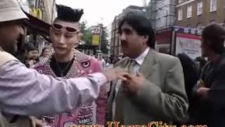 getlinkyoutube.com-http   www HazroCity com Ismail Shahid in UK, funny drama production Latoon da Pukhtoon