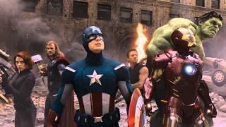 getlinkyoutube.com-The Avengers - Hulk Smash