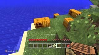 getlinkyoutube.com-Minecraft: PlayStation®4 Edition episode 1 finding a home