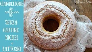 getlinkyoutube.com-Ciambellone SOFFICE senza glutine | Polvere di Riso