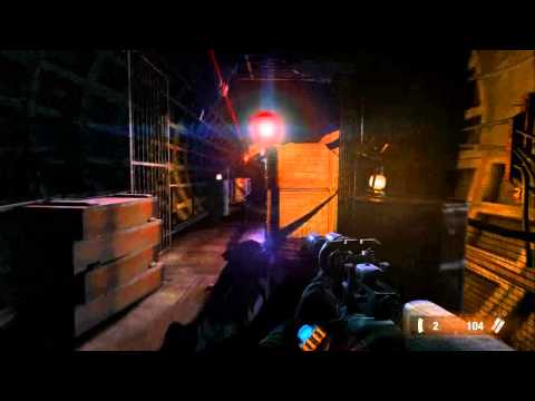 Gameplay metro last light train vers le futut