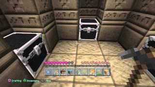getlinkyoutube.com-Minecraft Ps4 - Sand Temple Insanely Good Loot!(Minecraft Ps4 HD Gameplay)