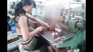getlinkyoutube.com-DLM-0866 Coil Winding Machine.avi