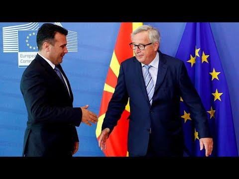 Euronews:France rejects talks with Balkan hopefuls on EU membership