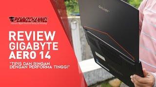 Review Gigabyte Aero 14 W7 - Profesional OK, Gamer OK
