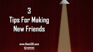 3 Tips for Making Friends at Work   HawkDG