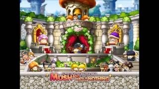 [MapleStory BGM] Mushroom Castle: Flower Violeta ~instrumental ver.~