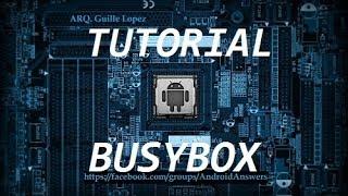 Configura BusyBox