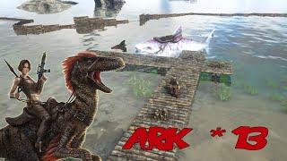 ARK / Survival Evolved / épisode 13 / Parc Aquatique