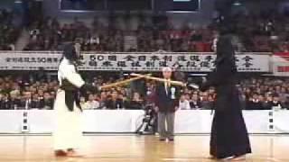 getlinkyoutube.com-Kendo 9th Dan Keiko