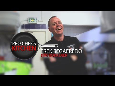 Pro Chef's Kitchen - Kim Rokkjaer - Trek Segafredo   Cycling Weekly