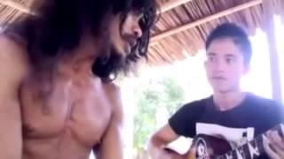 getlinkyoutube.com-Orang gila jago nyanyi suara emas