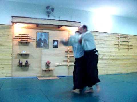 Aikido Iwama Ryu Oran  (Tachidori) - SidAhmed Fouatih
