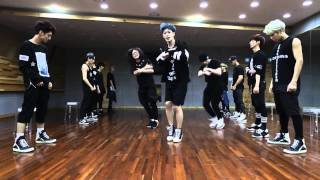 getlinkyoutube.com-Boyfriend 'Obsession' mirrored Dance Practice