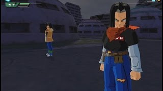 getlinkyoutube.com-Fusion Android 17 and Hell fighter 17 into Super Android 17 (Dragon Ball Z Budokai Tenkaichi 3 Mod)