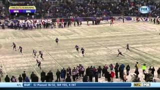 getlinkyoutube.com-Watch Minnesota Vikings vs Baltimore Ravens 12 08 2013 4th Quarter