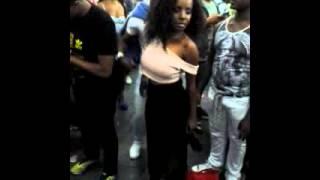 getlinkyoutube.com-Diana Theodoro arrasando no camisa