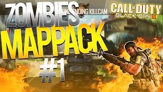 getlinkyoutube.com-Black Ops 3 Map Pack #1! BO3 Map Pack Information/Ideas (COD BO3 Zombies First DLC Map Pack)