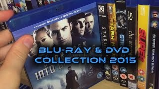getlinkyoutube.com-My Blu-ray & DVD Collection 2015