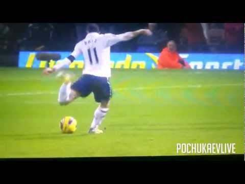 Gareth Bale BEAUTIFUL GOAL vs West Ham