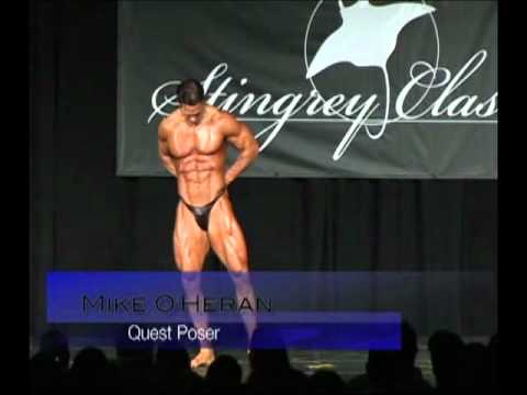 Mike O'Hearn - Hawaii Trip/Guest Posing