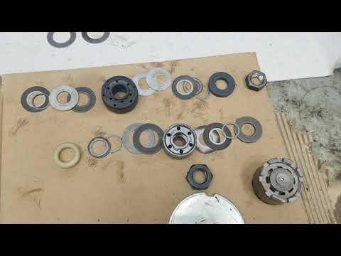 Где находится прокладка клапанной крышки у Lexus LX570
