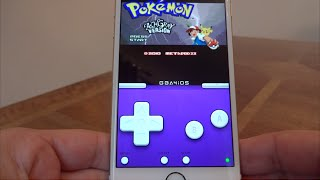 Install Game Boy Advance GBA4iOS & Games iOS 9 / 10 - 10.3 NO Jailbreak iPhone, iPad, iPod Touch