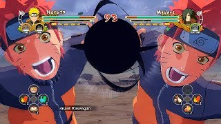 getlinkyoutube.com-Naruto Ultimate Ninja Storm 3 Full Burst MODS - Naruto Ultimate Ninja Storm 3 Full Burst Black Rasengan Naruto Mod Gameplay (PC w SweetFX)
