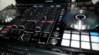 getlinkyoutube.com-Club mix august 2013 Serato DDJ SX loops in sampler