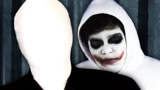 getlinkyoutube.com-Slender Man vs Jeff the Killer - Epic Rap Battle Parodies Season 2