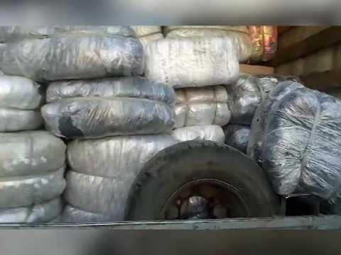 Житель Луганщины решился провезти на оккупированную территорию товаров на сумму 1,5 млн грн.