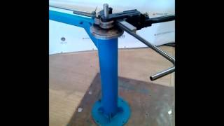 getlinkyoutube.com-Dobladora de tubo de Cedula 30