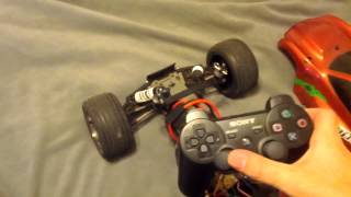getlinkyoutube.com-Completed arduino powered rc car using ps3 or xbox 360 controller