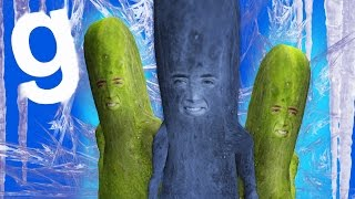getlinkyoutube.com-Our Pickle Leader!!!!!!! (GMOD Freeze Tag)