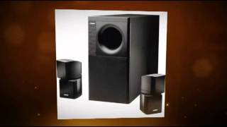 getlinkyoutube.com-Enhanced sound with Bose Acoustimass 5 speaker set