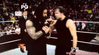 """getlinkyoutube.com-Ambrose/Reigns 