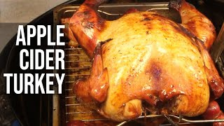 getlinkyoutube.com-Apple Cider Turkey recipe by the BBQ Pit Boys