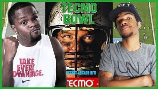 getlinkyoutube.com-ONE OF THE FIRST FOOTBALL GAMES EVER! - #ThrowbackThursday | Tecmo Bowl Gameplay