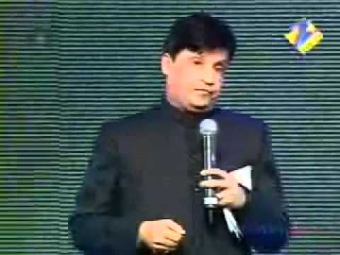 YouTube   Umer Sharif in Zee Cine Award London 2005 Full