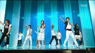 SS501 - A song calling you, 더블에스오공일 - 널 부르는 노래, Music Core 20080607