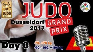 getlinkyoutube.com-Judo Grand-Prix Düsseldorf 2017: Day 3