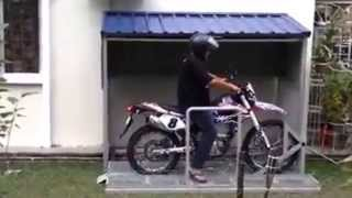 Motorcycle Special Parking Garage