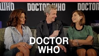 Comic-Con 2015: Doctor Who stars talk vikings in new series
