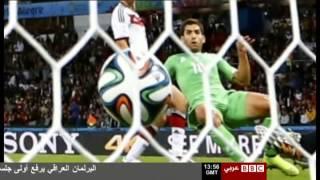 getlinkyoutube.com-الجزائر ألمانيا   ☛  تعليق   بعد المباراة على بي بي سي العربية