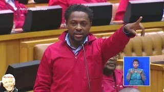 getlinkyoutube.com-FUNNY. Malema And Ndlozi vs Home Affairs Minister Malusi Gigaba